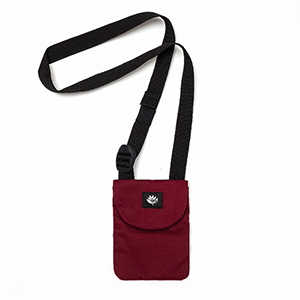 Magenta Pouch Red