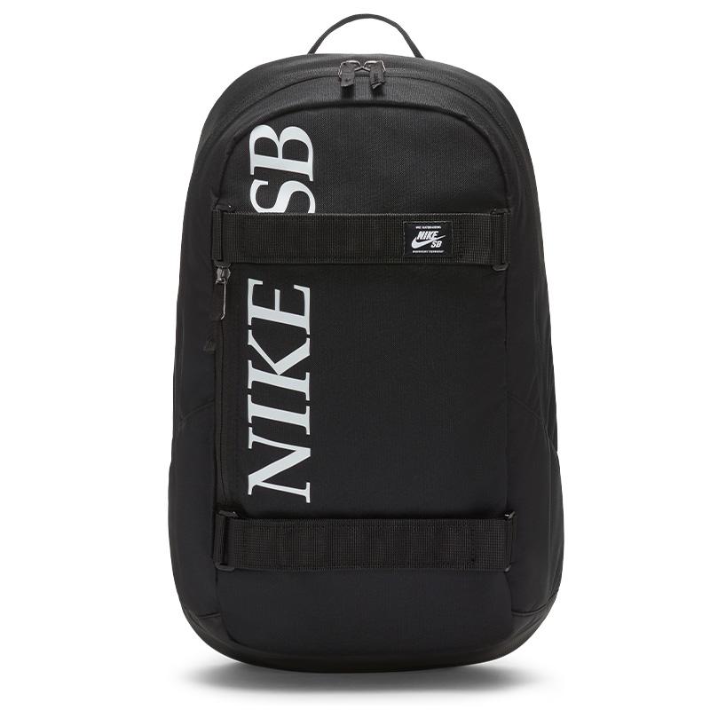 Nike SB Courthouse Graphic Skate Backpack Black/Black/White