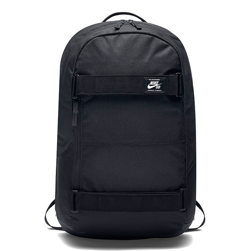 Nike SB Crths Backpack Black/Black/White