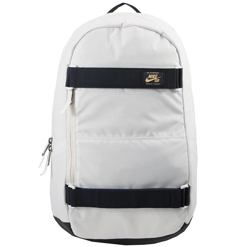Nike SB Courthouse Backpack Summit White/Celestial Gold