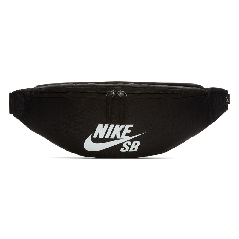 Nike SB Heritage Hip Pack Black/Black/White