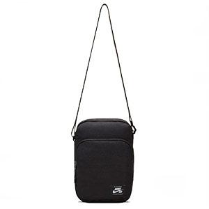 Nike SB Heritage Smit Hip Bag Black/Black/White