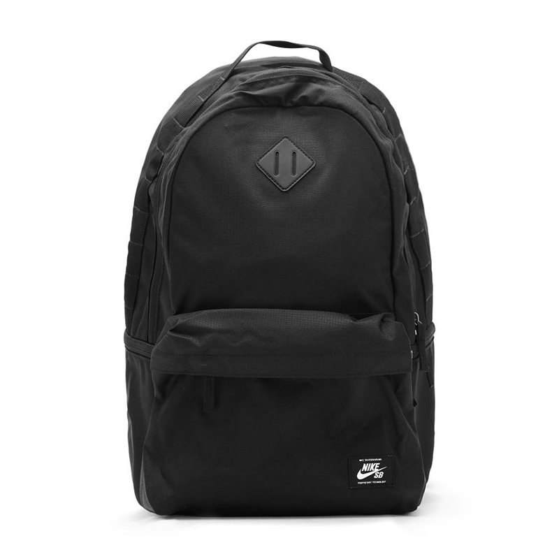 Nike SB Icon Backpack Black/Black/White