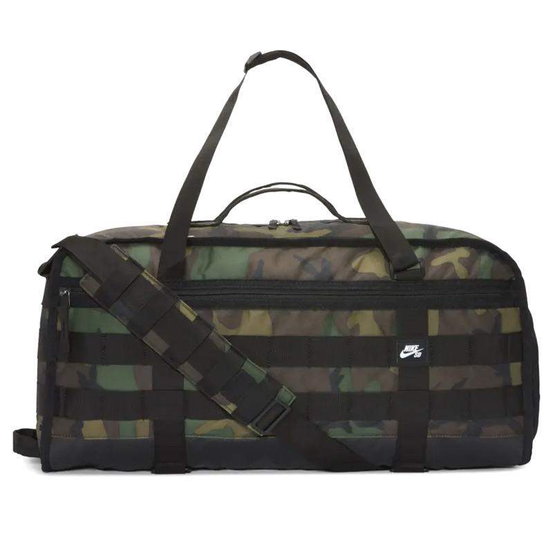 Nike SB RPM Duffel Bag Black/Black/White