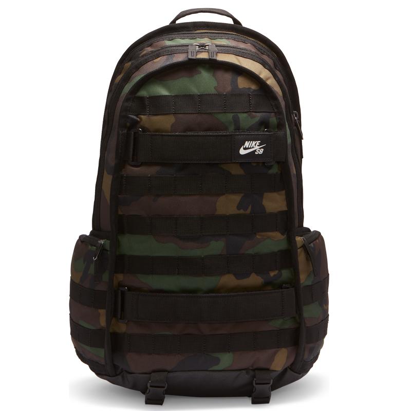 Nike SB Rpm Solid Backpack Black/Black/Black