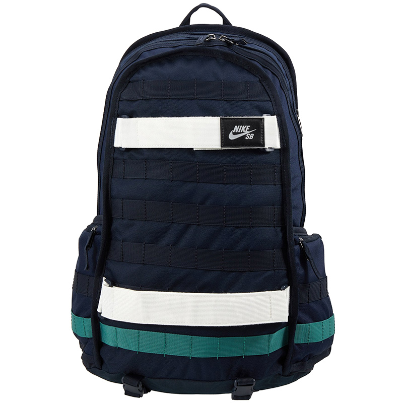 Nike SB RPM Solid Backpack Dark Obsidian/Bicoastal/Bicoastal