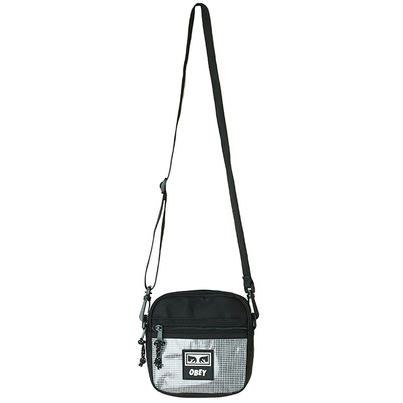 Obey Conditions Traveler Bag II Black