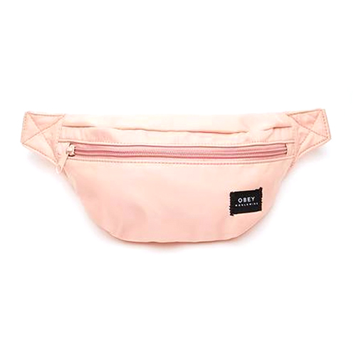 Obey Controller Waistpack Dusty Coral