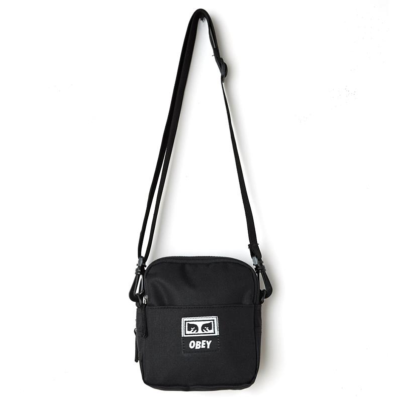Obey Drop Out Traveler Bag Black