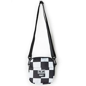 Obey Drop Out Traveler Bag Checker