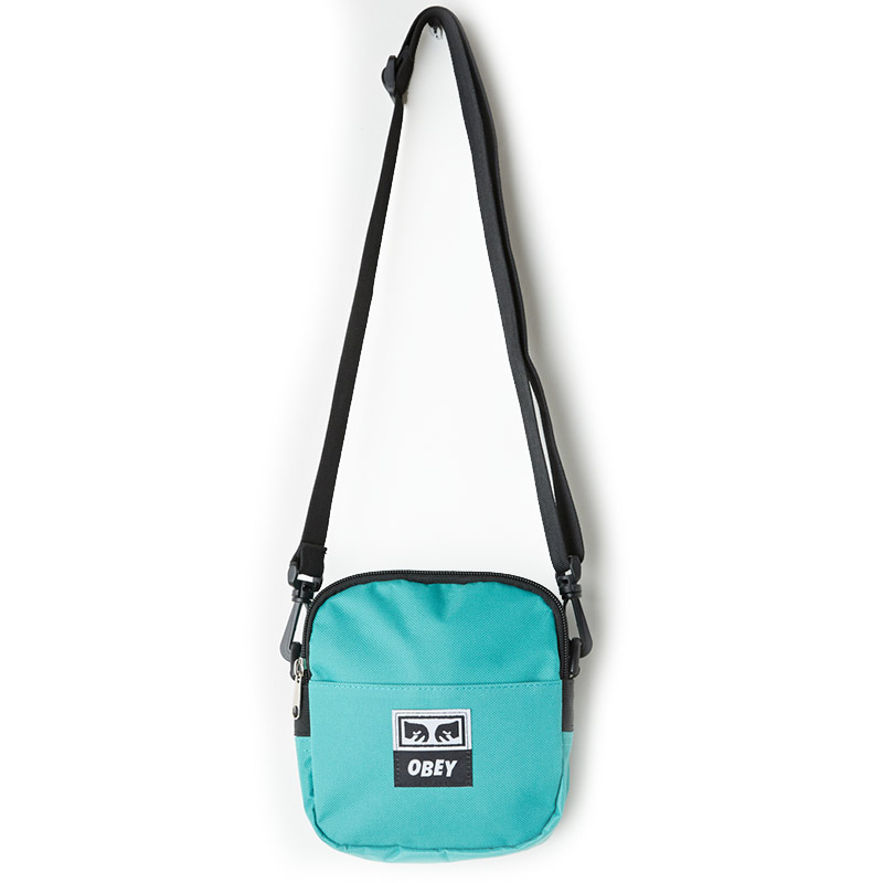 Obey Drop Out Traveler Bag Teal