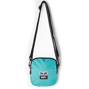 Obey Drop Out Traveler Bag Teal