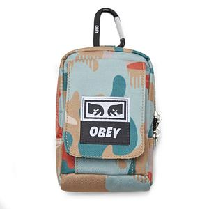 Obey Drop Out Utility Bag Drip Camo