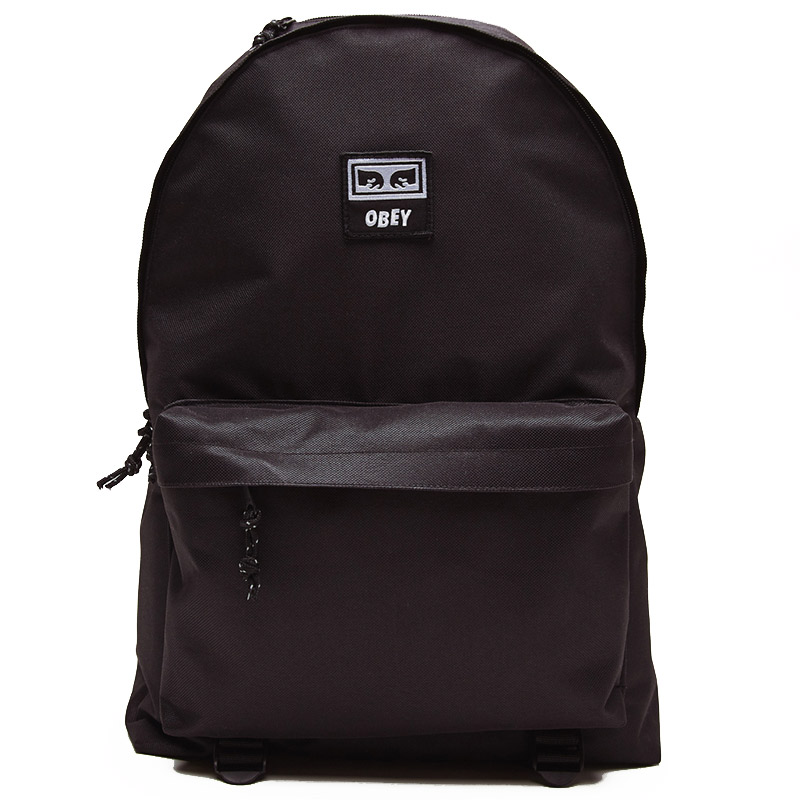 Obey Takeover Day Pack Black