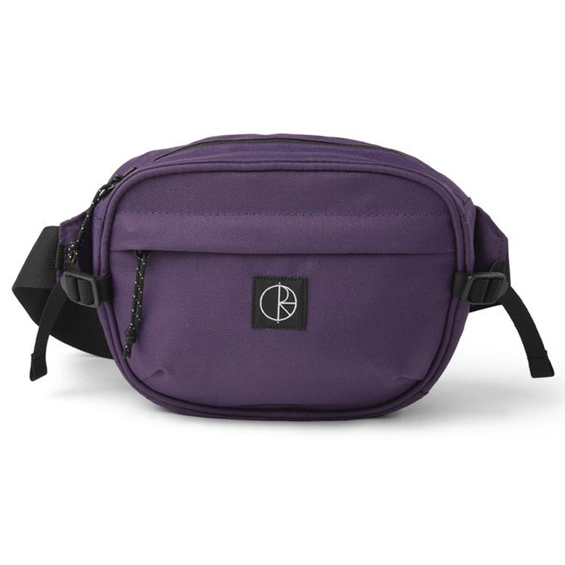 Polar Cordura Hip Bag Purple