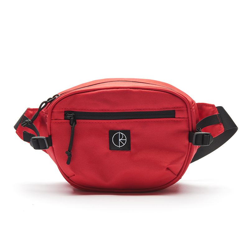 Polar Cordura Hip Bag Red