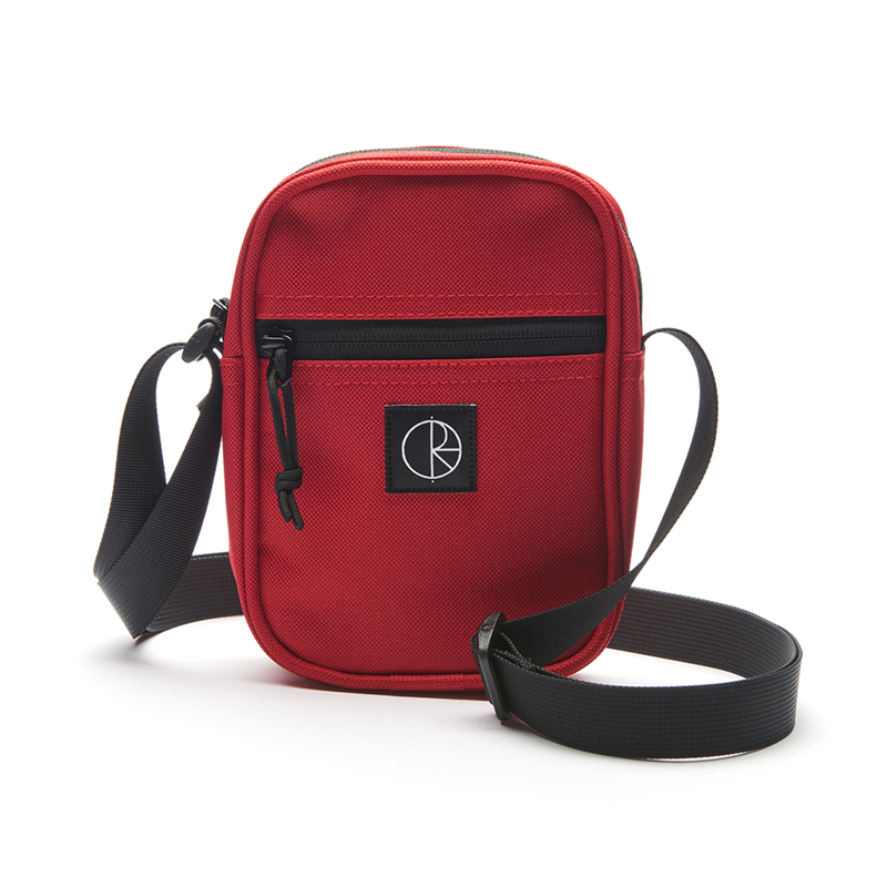 Polar Cordura Mini Dealer Bag Red