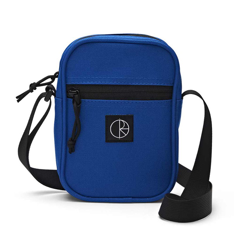 Polar Cordura Mini Dealer Bag Royal Blue
