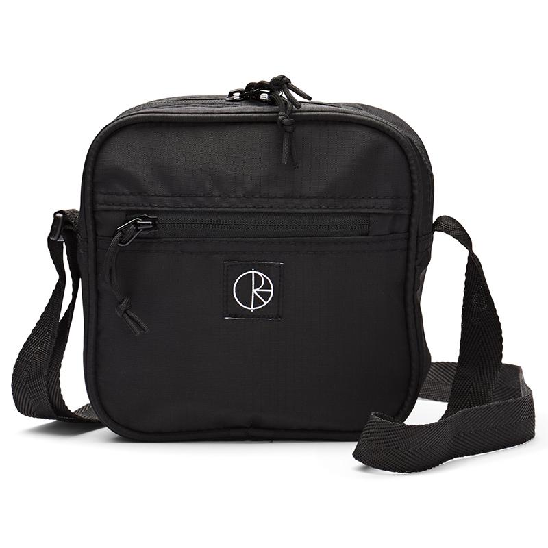Polar Ripstop Dealer Bag Black
