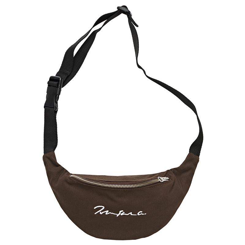 Polar Signature Hip Bag Brown