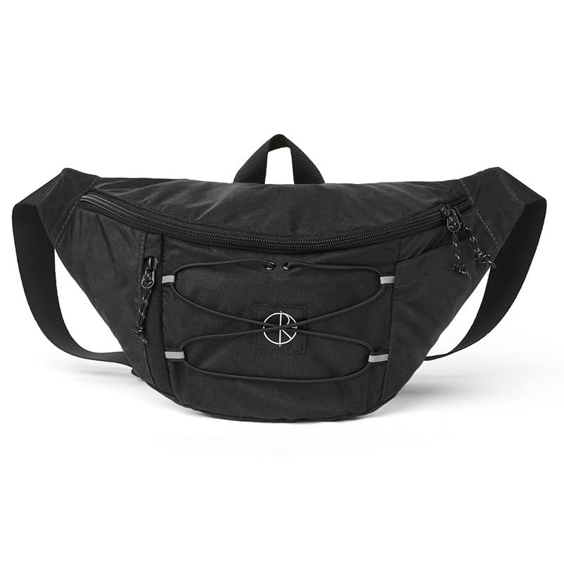 Polar Sport Hip Bag Black