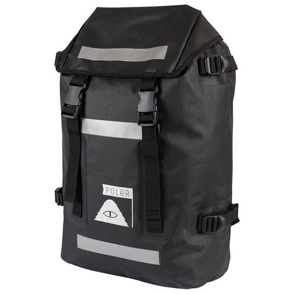 Poler High & Dry Rucksack Backpack Black