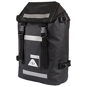 Poler High & Dry Rucksack Backpack Black