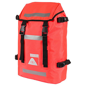 Poler High & Dry Rucksack Backpack Coral