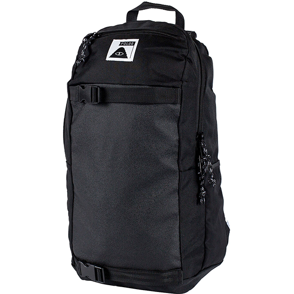 Poler Transport Pack Backpack Black