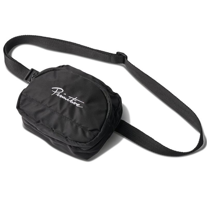 Primitive Nuevo Shoulder Bag Black