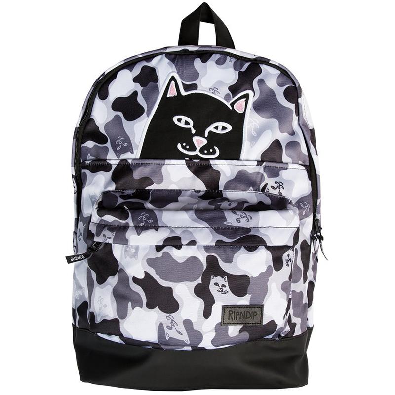 RIPNDIP Blizzard Backpack Black