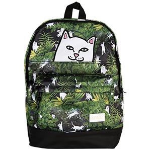 RIPNDIP Jungle Nerm Backpack Black