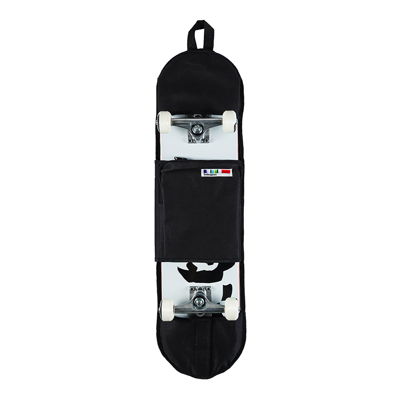 Selington Burgee Skate Bag Black