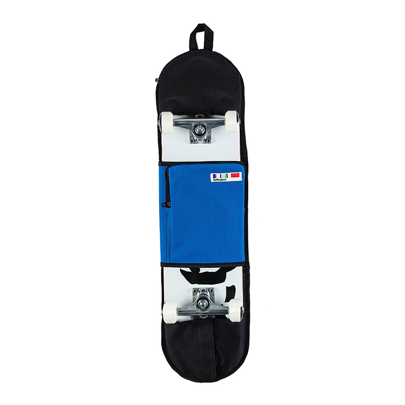 Selington Burgee Skate Bag Black/Blue