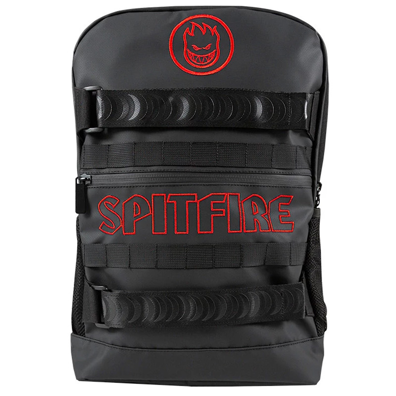 Spitfire Road Dog Backpack Black