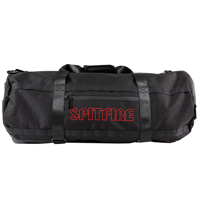 Spitfire Road Dog Duffel Bag Black