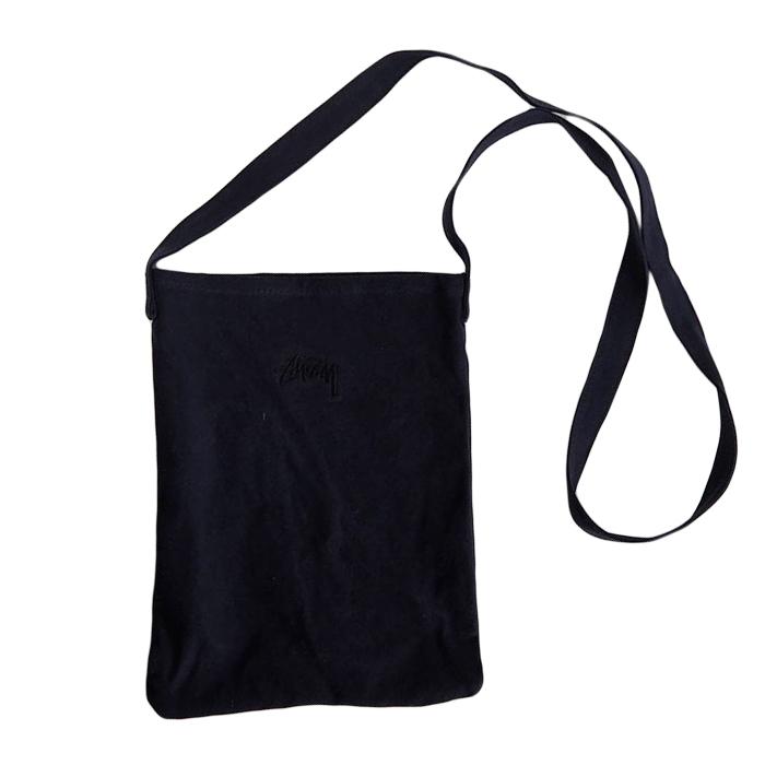 Stussy Clark Shoulder Bag Navy