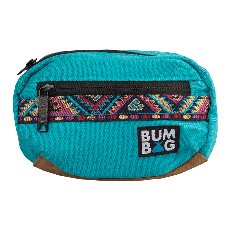 Thornberry Mini Teal Bumbag