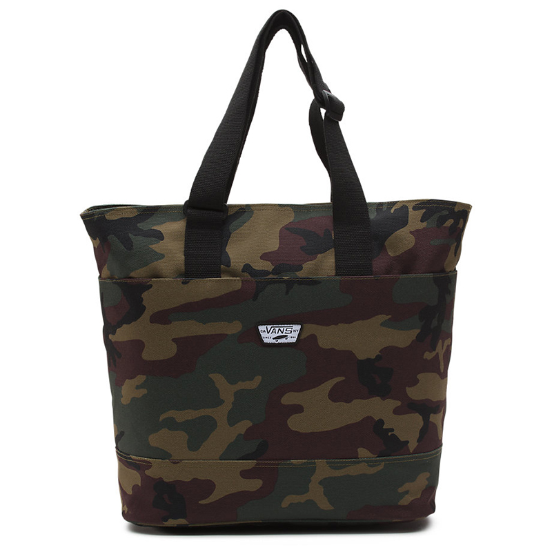 Vans Freestyle Tote Bag Classic Camo