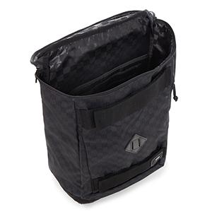 Vans Hooks Skatepack Black Charcoal. undefined. Loading zoom f3b87ea2a0