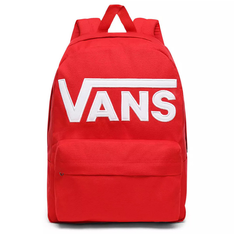 Vans Old Skool III Backpack Racing Red