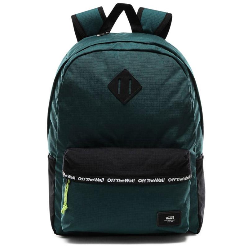 Vans Old Skool Plus II Backpack Trekking Green