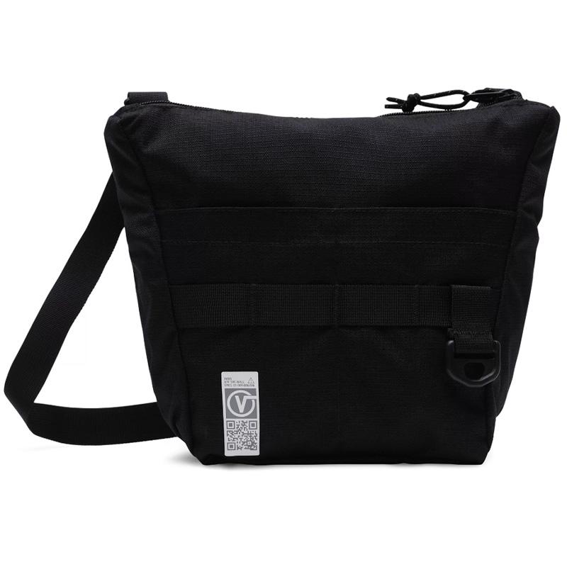 Vans Quick Response Shoulder Bag Black Ripstop