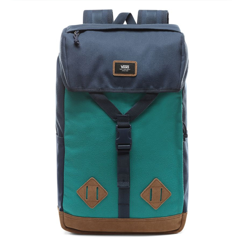 Vans Scurry Rucksack Quetzal/Dress Blue