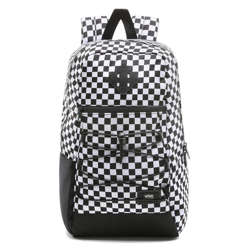 Vans Snag Backpack Black/White Checkers