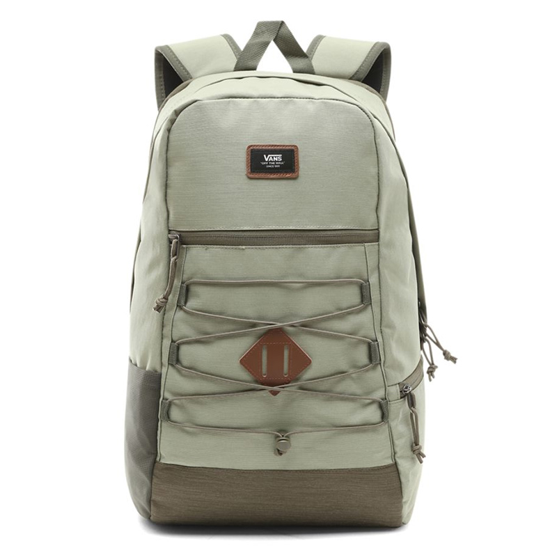 Vans Snag Plus Backpack Oil Green