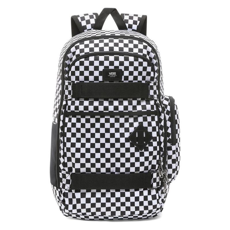 Vans Transient III Skatepack Black/White Checkers