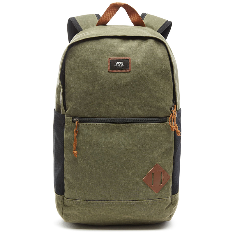 Vans Van Doren III Backpack Grape Leaf/Rubber