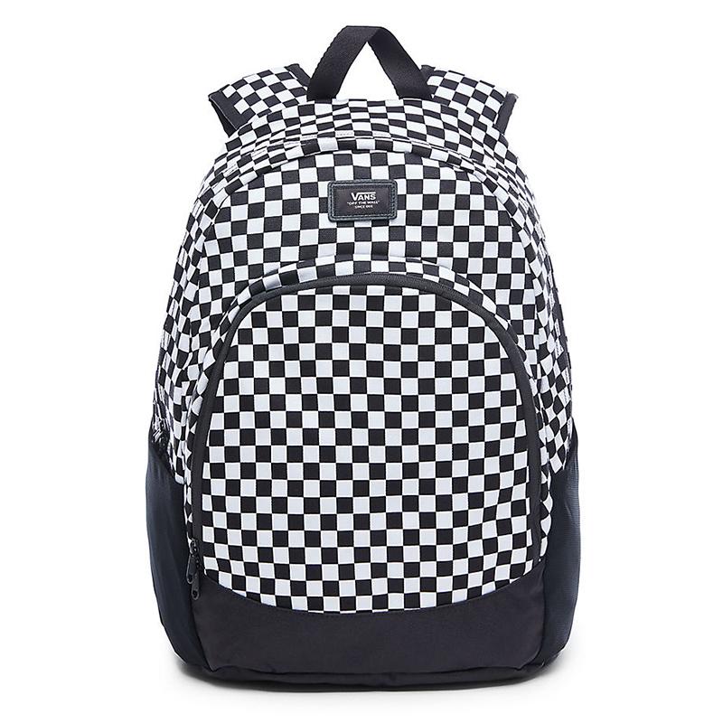 Vans Van Doren Original Backpack Black/White