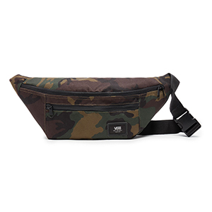 Vans Ward Cross Body Pack Classic Camo/Black